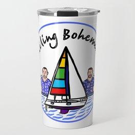 Beard Boy: Sailing Bohemia Travel Mug