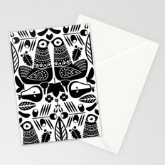 MCM Sanna Black Stationery Cards