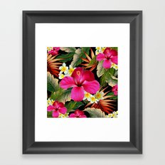 Caribbean Love Framed Art Print