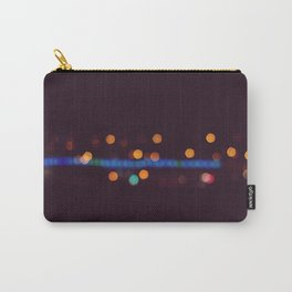 Lights in Warsaw Carry-All Pouch