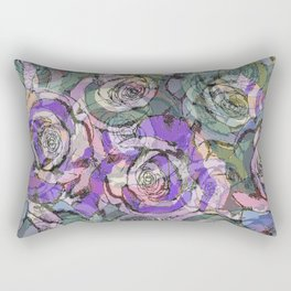Rosey Rectangular Pillow