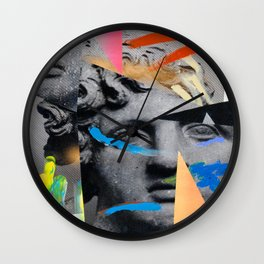 Composition 732 Wall Clock