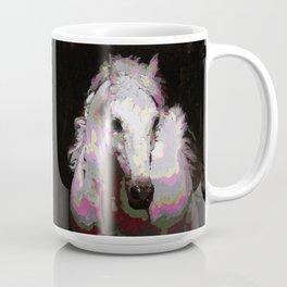 White Arabian Coffee Mug
