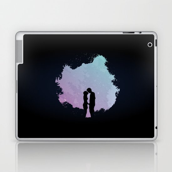 Edge of the Moonlight Laptop & iPad Skin