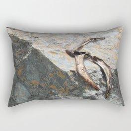 Banana Rock Rectangular Pillow