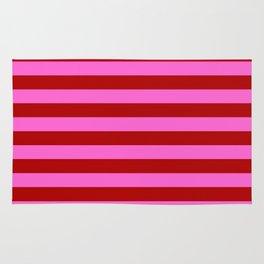 Strawberry Short Cake Stripe Rug