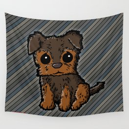 Troy - Silky Terrier Wall Tapestry