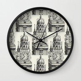 Retiro Tower Wall Clock