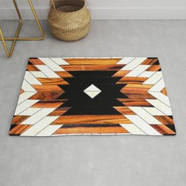 Southwest Pattern | Comanche Tribal | Geometric Design Rug