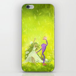 Thumbelina! iPhone Skin