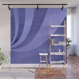 Eleganza 07,blue Wall Mural