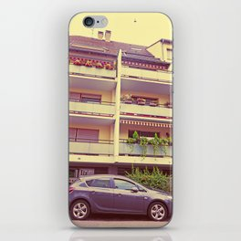 Opel Astra - The Undertaker iPhone Skin
