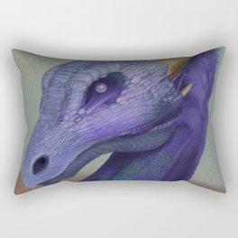 Pearl Eye Dragon Rectangular Pillow