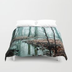 Gather up Your Dreams Duvet Cover
