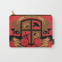 The Critical Crest Carry-All Pouch
