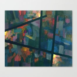 Spectrum 3 Canvas Print