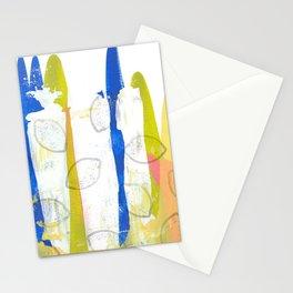 Limeade Splash Stationery Cards