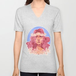 Warm Tears Unisex V-Neck