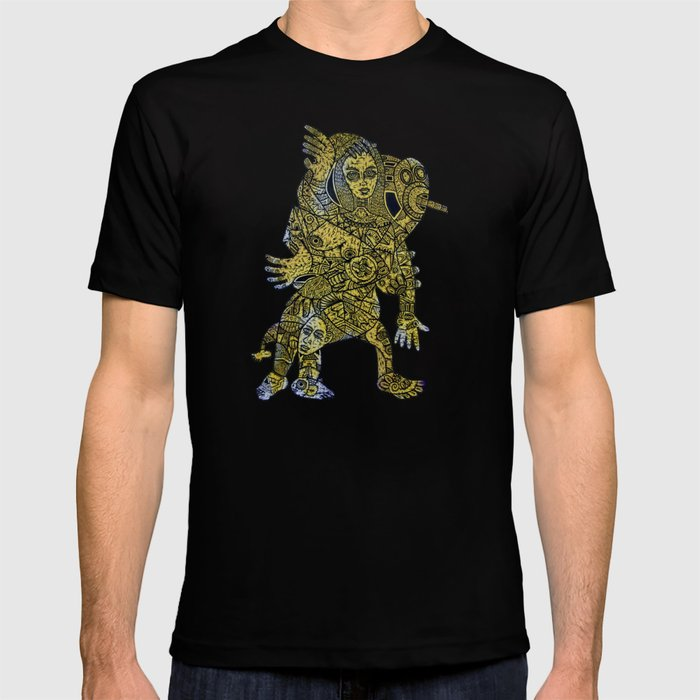 GOLDEN GODDESS T-shirt