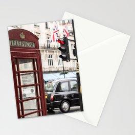 London, England 30 Stationery Cards