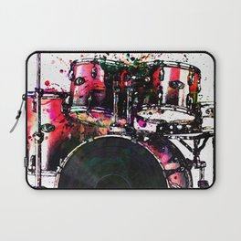 One Two Three Four Laptop Sleeve