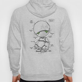 Marvin Plan Hoody