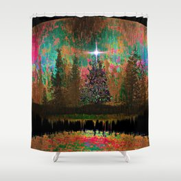 The Gift Of Love Shower Curtain