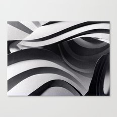 Paper Sculpture #5 Canvas Print
