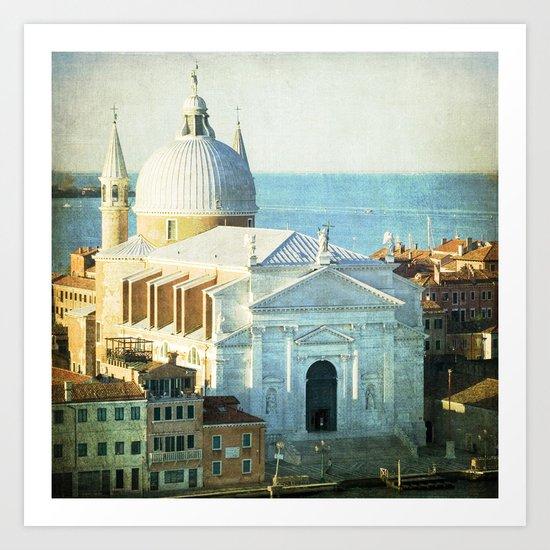 La Cupola - Venice Art Print