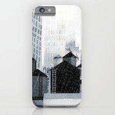 Rainy New York City iPhone 6s Slim Case
