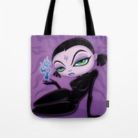 kindle Tote Bags featuring Kindle by John Schwegel