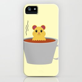 Hamster Bath iPhone Case