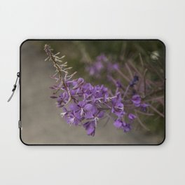 Coldwater Lake Flower Laptop Sleeve