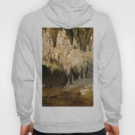 341 - Abstract cave design Hoody