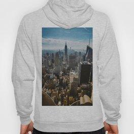 NYC skyline views Hoody