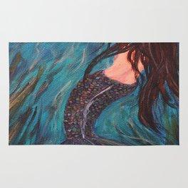 Lola- Mermaid Rug