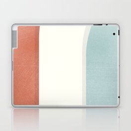 Modern art painting, geometric modernism, abstract canvas for home decoration, living room wall art Laptop & iPad Skin