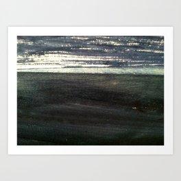 DyedPine+Paper3350 Art Print