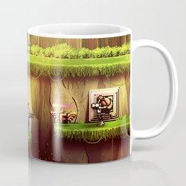Contra Coffee Mug