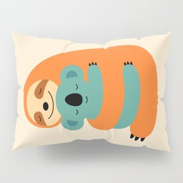 Stick Together Pillow Sham