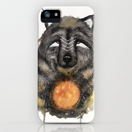 Copernicus the Sun Bear. iPhone Case