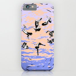 asc 867 - Les chants de l'aube (Hole in the sky) iPhone Case