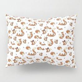 Little Foxes Pillow Sham