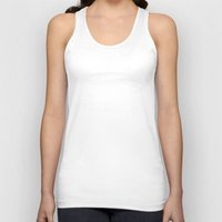 yoga Tank Tops featuring YOGA! by Jon Cain