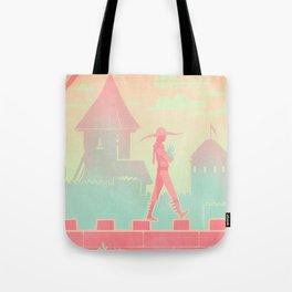 Dragon Age: Cole Tote Bag