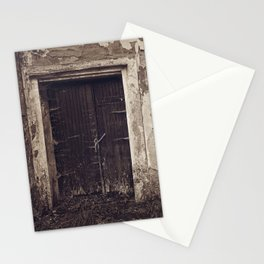 Locked memories Stationery Cards