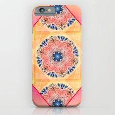 Roses in abstact Slim Case iPhone 6s