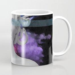 Medusa color blast  Coffee Mug
