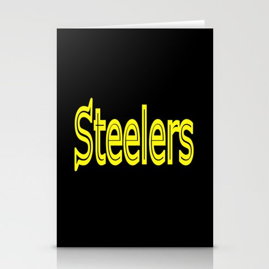 Steelers - #1 Stationery Cards