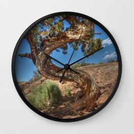 Super Tree Wall Clock